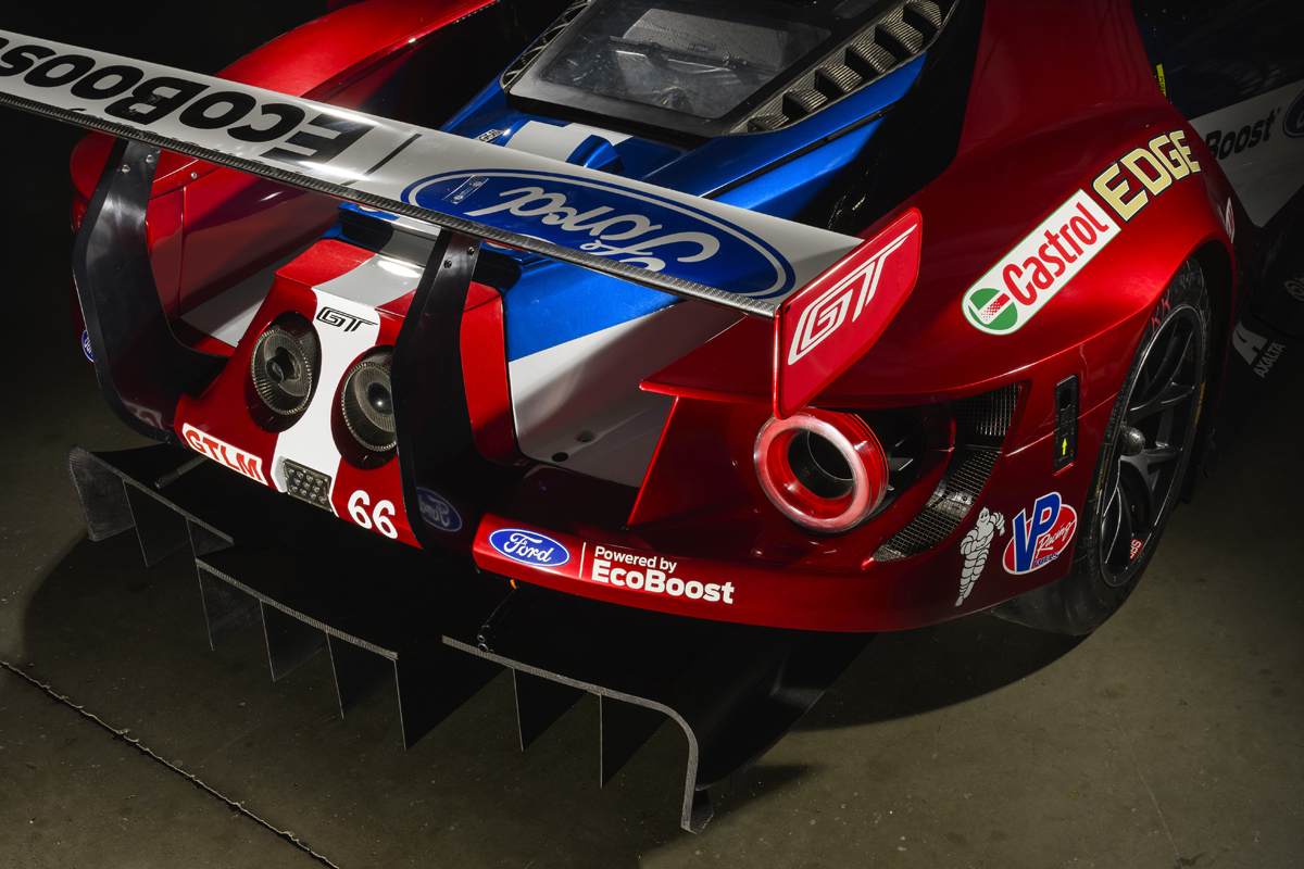 Updated 2018 Ford IMSA Race Livery Gallery! – Ford GT Forum