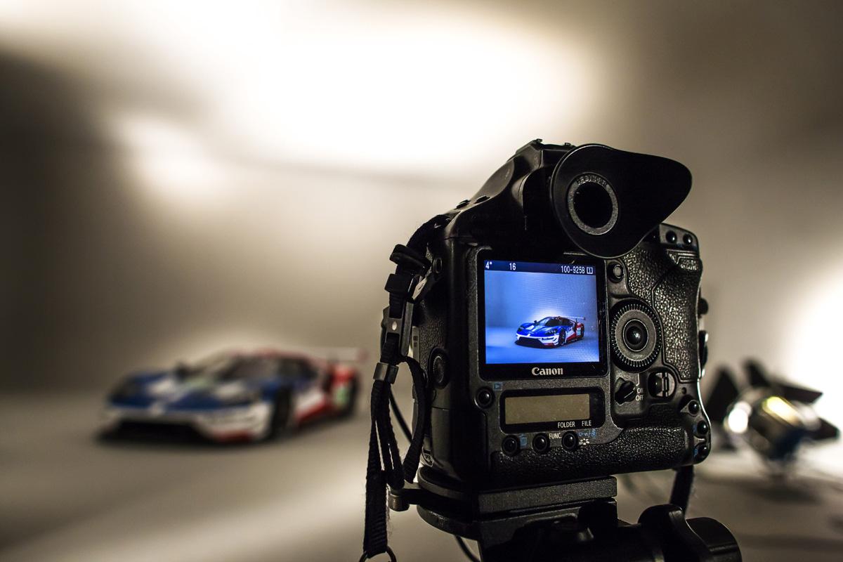 2016 World Endurance Championship.Banbury, EnglandFord GT Launch. 5th January 2016.Photo: Drew Gibson.