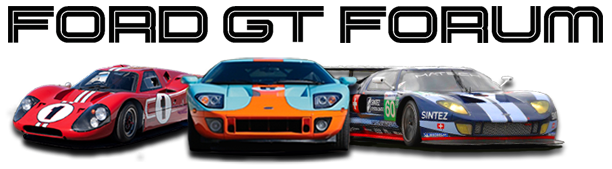 Ford GT Forum