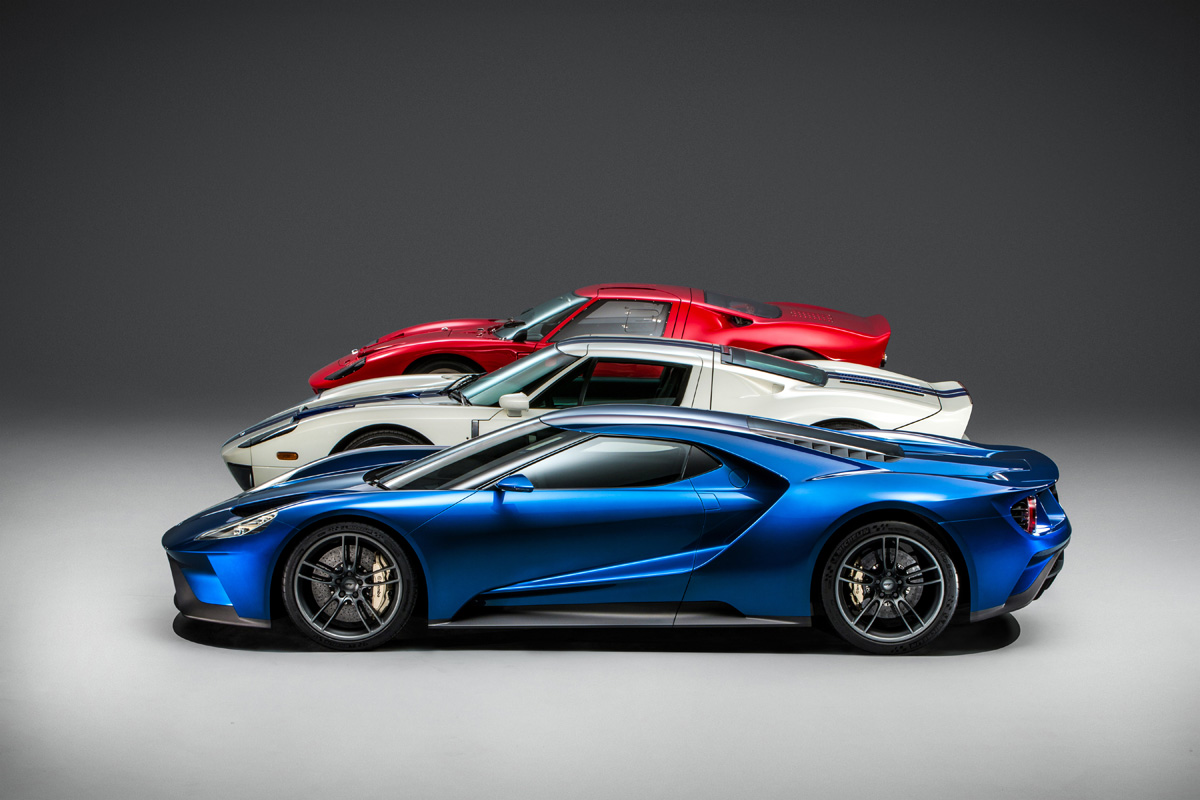 Looking For Some Awesome New Shots Of The New Ford Gt Ford Steps In To Save The Day