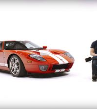 Ford Gt Application Videos