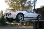 Ford GT Delivery day 2005.JPG