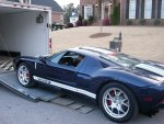 Ford GT BLUE Delivery 02.JPG