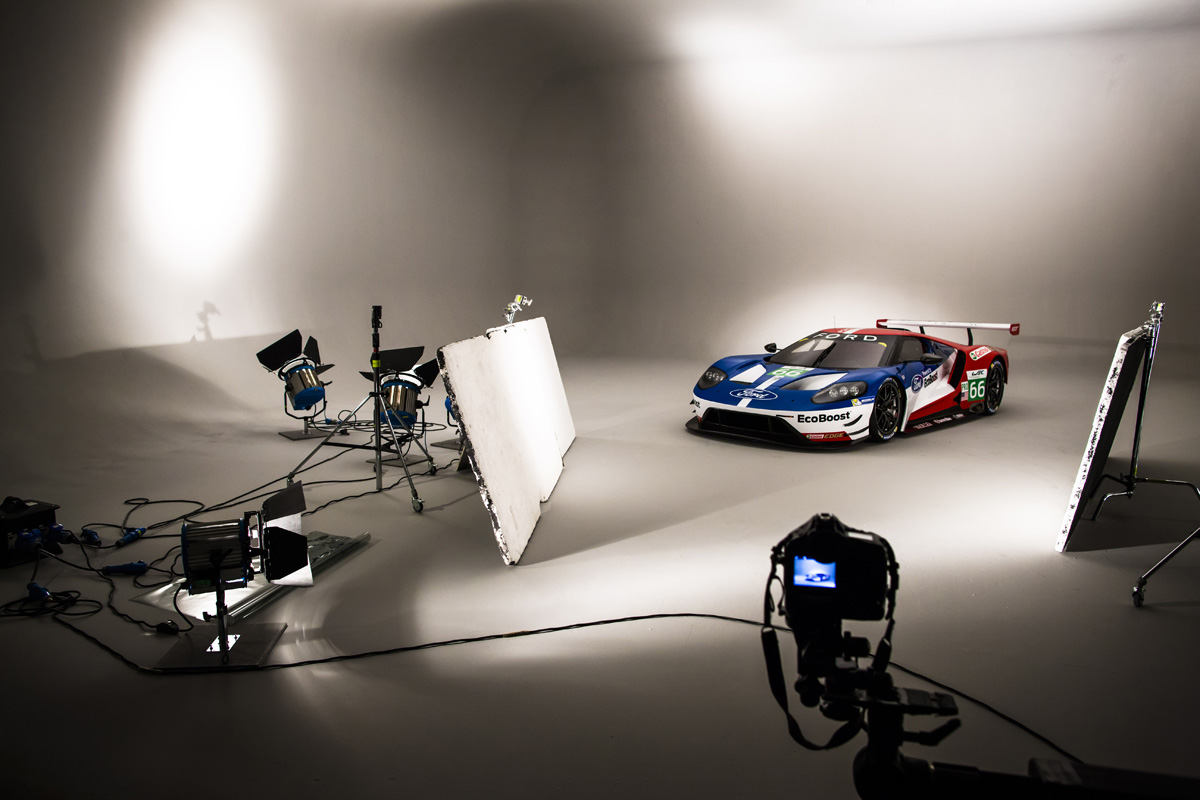 2016 World Endurance Championship.Banbury, EnglandFord GT Launch. 5th January 2016.Photo: Drew Gibson.